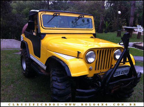 jeep willys | rolo 4x4 - classificados de veículos off road para