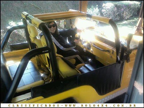 Jeep Wrangler Pickup >> Jeep Willys | Rolo 4x4 - Classificados de veículos off road para compra e venda de peças e ...