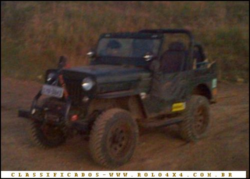 Jeep Willys 1972/1954