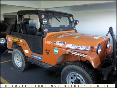 JEEP WILLYS 1979 -OHC2300