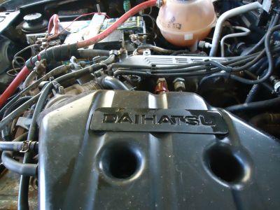Motor Feroza completo