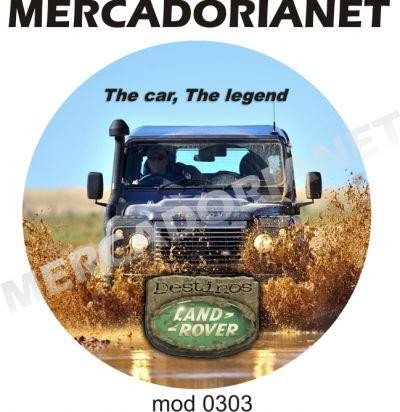 Capa Land Rover 0303