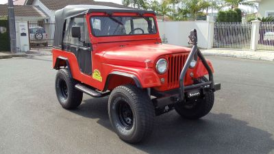 Jeep Willys CJ5 4X4 1961