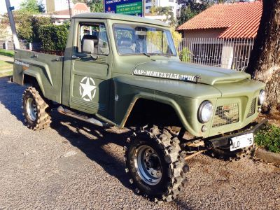 Pick-up Willys/75 4x4