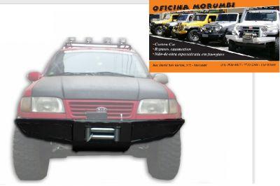 Para-choque Kia Sportage