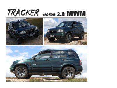 TRACKER 2.8 MWM