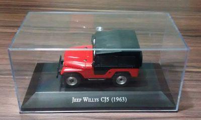 Jeep Willys CJ-5 1:43