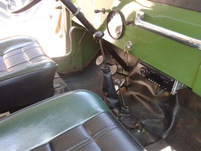 vendo Jeep Willys impecáv
