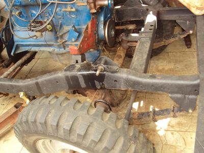 Chassis do CJ5