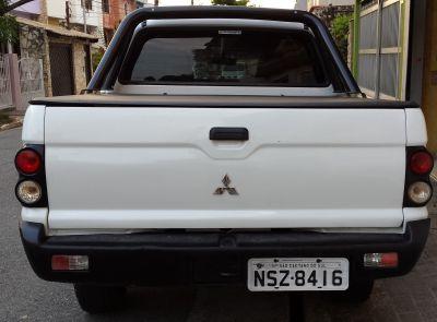 Mitsubishi L200 2012 Bran