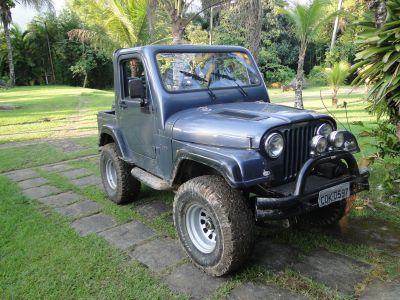 Jeep CJ-5 1960