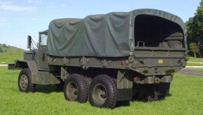 REO Caminhão Militar 1969