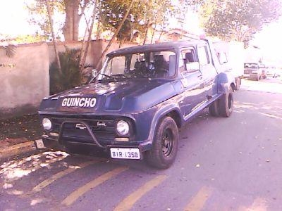 Chevrolet C14 guincho