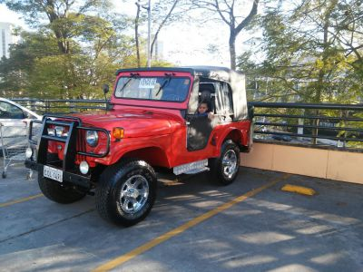 VENDO JEEP WILLYS 1958 CL