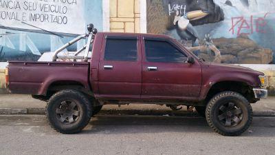 Hilux 4x4 Diesel 2.8
