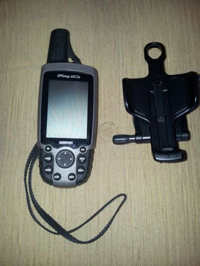 GPS GARMIM CXS 60 COLOR
