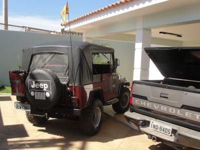 Vendo Jeep Willys 1968