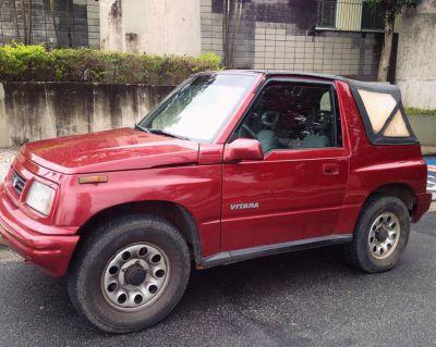 Suzuki Vitara JLX 1997