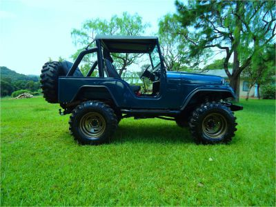 Jeep Willys 4.2 V6