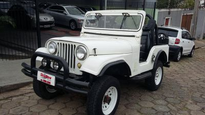 Jeep Willys Overland 1966