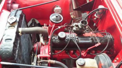 Jeep 1966 6 cc original