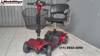 Cadeira de rodas quadris