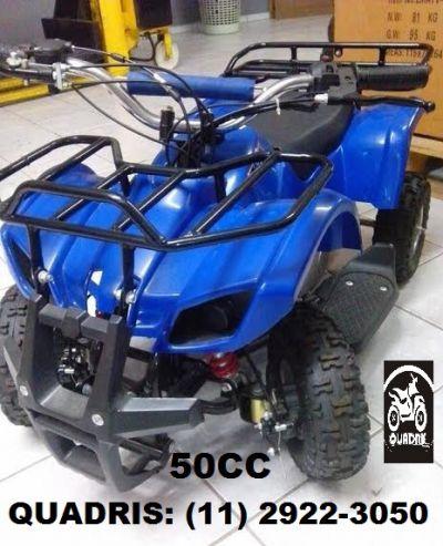 Quadriciclo juvenil 50cc