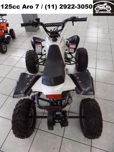 Quadriciclo 125cc 4tempos