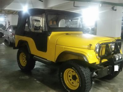 Jeep Willys 79
