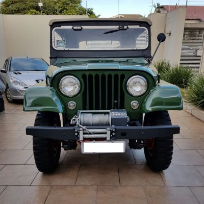 Jeep Willys 4x4 Original
