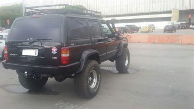 Cherokee Sport Diesel
