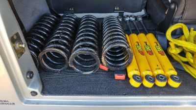 Kit Lift Troller 2""