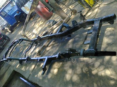 Chassis Toyota Band CD