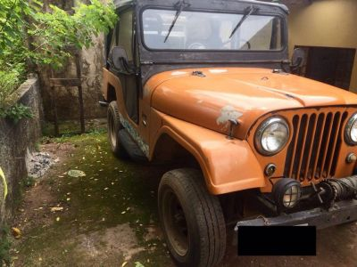 Ford Jeep CJ5 ano 79