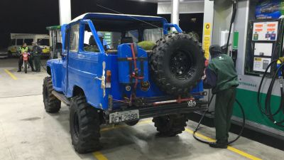 RURAL WILLYS PREPARADA