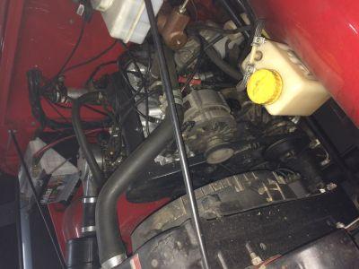 Vendo Motor AP 1.8 c/ NF