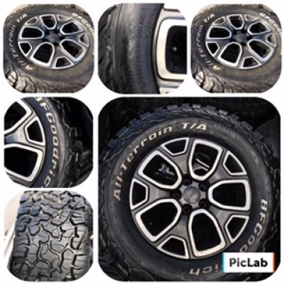 offroad   pneu e roda