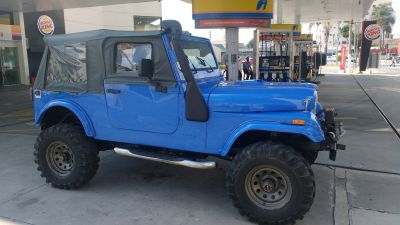 Jeep Willys cj7