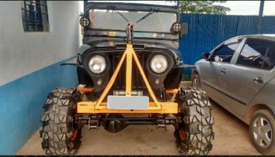 Jeep cj5 motor AP