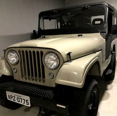 Willys 60
