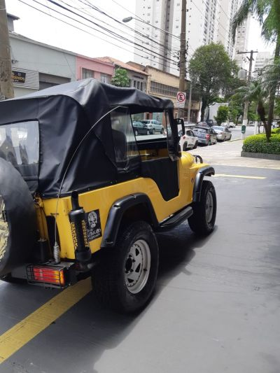 Jeep Willys CJ5 Lindo