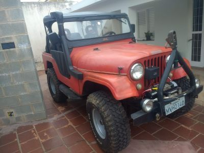 Jeep CJ5 Chapolin
