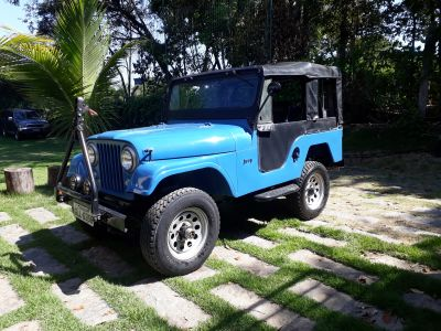 Jeep Ford Willys 1980