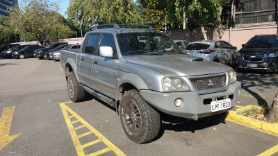 L200 Outdoor HPE 2007