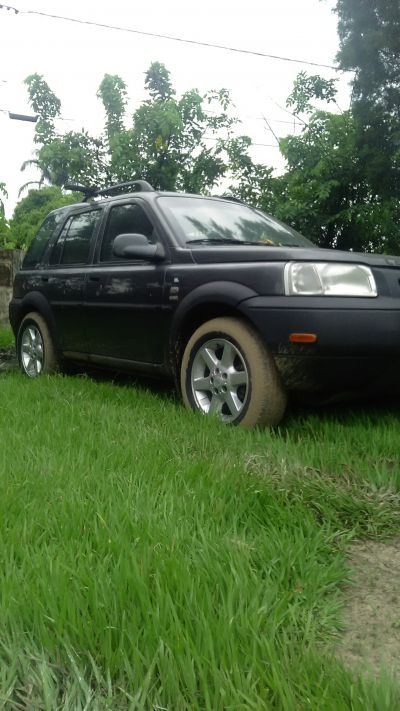 Freelander 1 Blindada