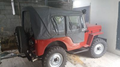 Jeep Willys 1953