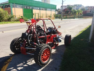 Kart Cross Gaiola 650cc
