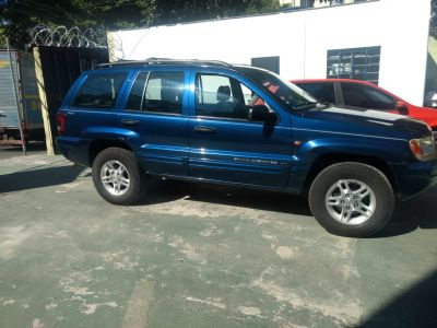 grand cherokee limited4.7