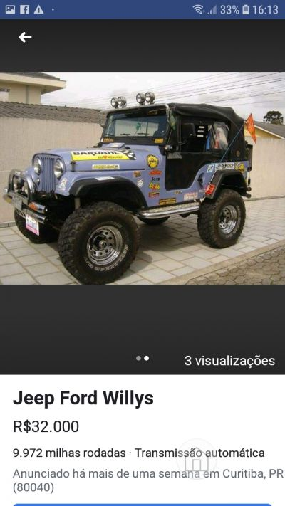 Willys 1961