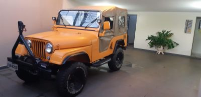 VENDO JEEP WILLYS CJ5